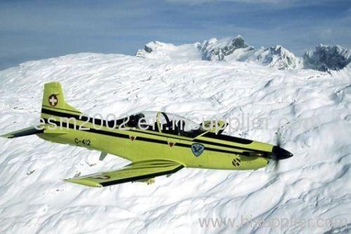 RC hobby plane PC-9