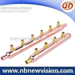 Copper Manifold for PEX