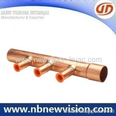 PEX Copper Tube Manifold