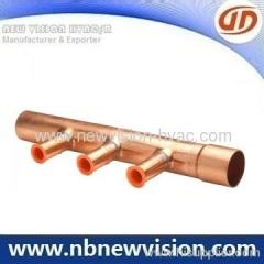 PEX Copper Tube Manifold