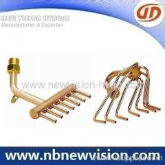 A/C Copper Pipe Manifold
