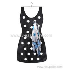 Umbra Mini Black Dress Scarf Organizer - Hanging