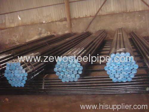 ASTM A53/A106 Sch40-Sch160 seamless steel pipe