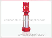 XBD Multistage fire Pump