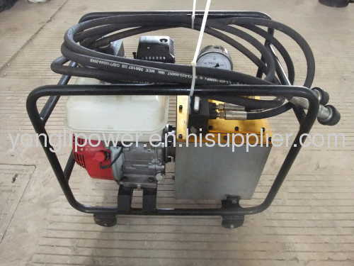 superhigh pressure electric hydraulic pump