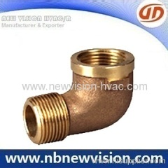 Bronze Elbow Pipe Fitting