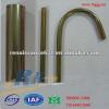 yellow zinc galvanized steel tube made in China