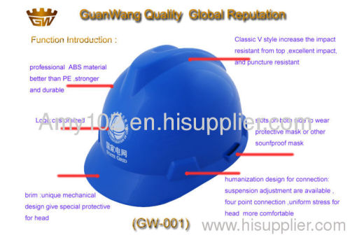High Quality Safety Helmet /Safety Helmet Hat For Mining
