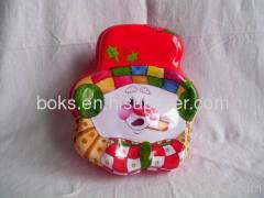 plastic Christmas candy trays