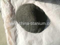 titanium powder 10mesh Grade HFTI-1