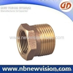 Bronze Union Thread Fitting