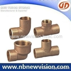 Plumbing Bronze Pipe Fittings