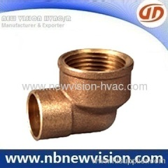 Forged Bronze Pipe Fitting