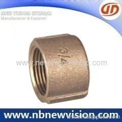 Bronze Union Fitting for Plumbing