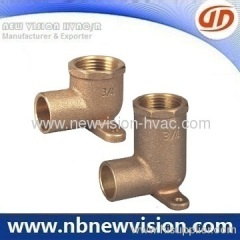 Plumbing Bronze Tee Fitting
