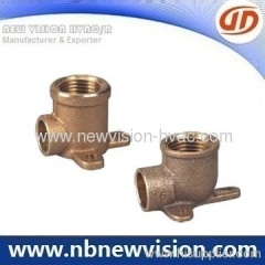 Bronze Pipe Fittings with Flange