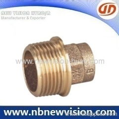 Forged Bronzed Pipe Fitting