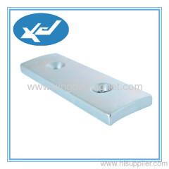 Neodymium (Sintered NdFeB) magnet block