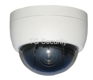 Surveillance Camera with PTZ Function 650TVL High Resolution Analog CCTV Camera