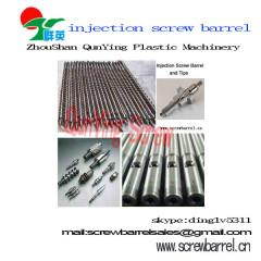PE PVC ABS PP screw barrel