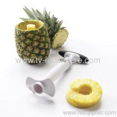 new ratcheting pineapple slicer