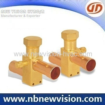 Air Conditioner Service Valve for US Style