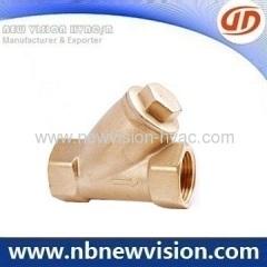 Brass Strainer for Plumbing