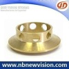 CNC Machining Brass Fitting