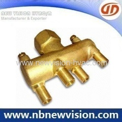 Brass Distributor for Refrigeration