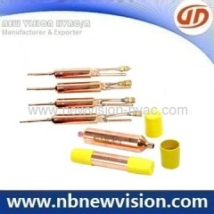 Copper Filter Dryer Brazed Capillary Tube for Refrigeration