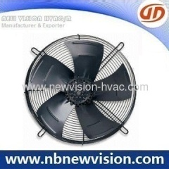 Axial Fan for HVAC