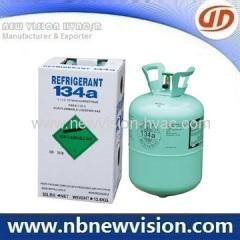 HVAC R134a Refrigerant Gas