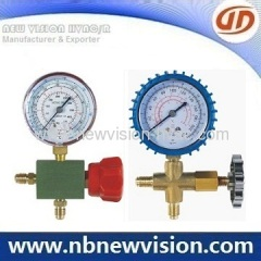 Single Manifold Gauge Tool