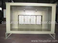 Cartridge Spray Booth Systems