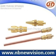 Access Valve with Copper Tube & Valve Core