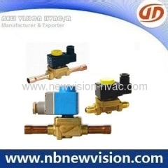 Solenoid Valve for Refrigeration