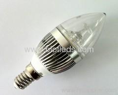 High power led bulb high power led lamp E14 base led light