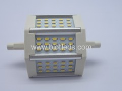 SMD led light smd lamps 45pcs 3014 SMD led bulbsR7S base