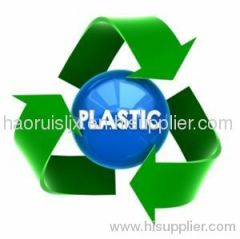 scrap plastic recycling machine