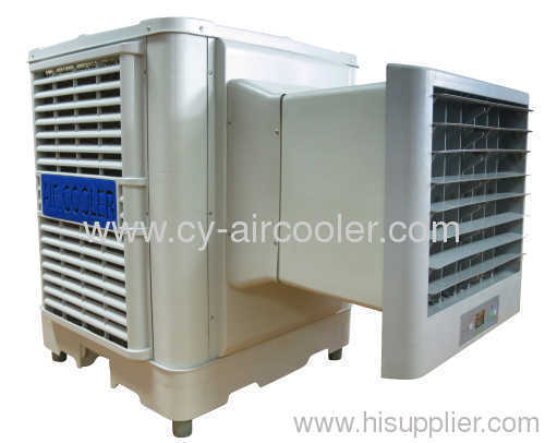 Window Air Cooler : Palstic window evaporative air cooler from china