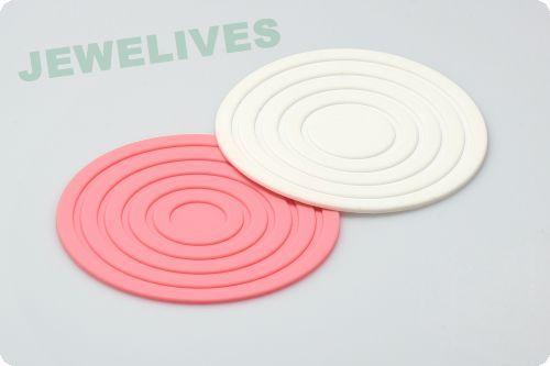 FDA Silicone Round Mat
