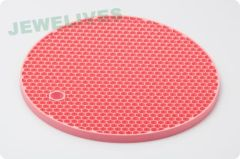 Silicone Roud Cup Mat