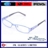 Unisex hand made stainless steel metal new model optical frame