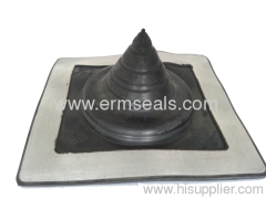rubber pipe seal for roof