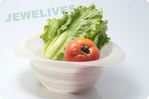 Hot sale Silicone folding bowl