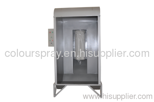 Powder Spray Booth System