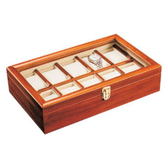 Wooden Watch Box Case Winder