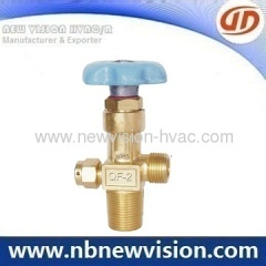 Gas Cylinder Valves for Oxygen