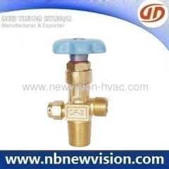 Gas Cylinder Valves for Oxygen