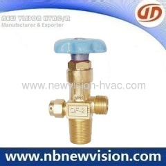 Oxygen Cylinder Valve for QF-2 Type